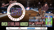 Video of  Futurity Go 1 Draw # 1 NISA BERRY on FRENCH BANANA PUDDIN 17.624 at LG_ International Guthrie OK Feb 2018